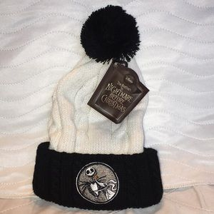 NWT Disneys The Nightmare Before Christmas Beanie